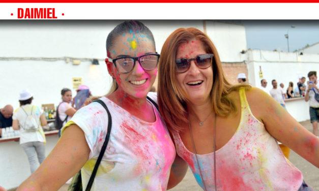 Omar Montes se gana al público del Festival de Colores de Daimiel