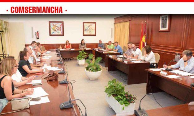 El Pleno de Comsermancha aprobó dos modificaciones de crédito por un total de 445.000 euros