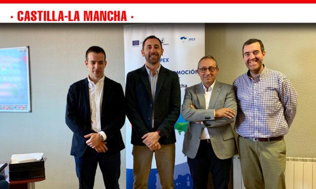 Cooperativas Agro-alimentarias Castilla-La Mancha e IPEX mantienen su primera toma de contacto