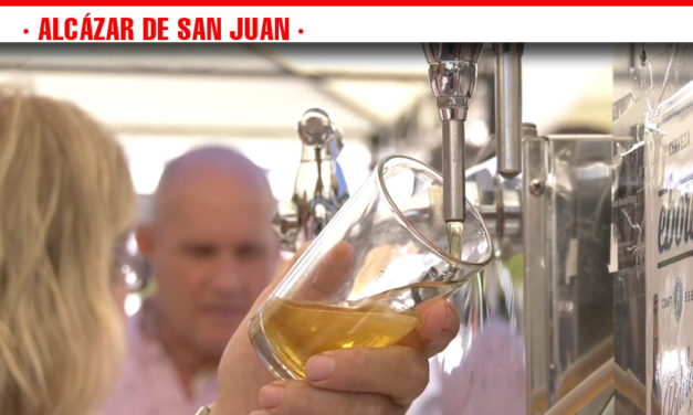 Catas comentadas, tapas y música, en la IV Muestra de la Cerveza Artesana de Alcázar de San Juan el próximo 28 de septiembre
