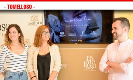 """El martes 24 se estrena en la plaza de España el documental """"García Pavón, palabra y alma"""""""