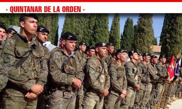 La BRIPAC rinde homenaje a Antonio García Sierra fallecido durante unas maniobras en 2014