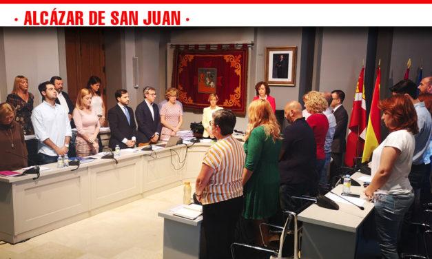 Alcázar de San Juan solicita la inclusión en las ayudas urgentes aprobadas por el Gobierno nacional y regional tras el temporal en el pleno de septiembre en el que Amparo Bremard deja su acta como concejala