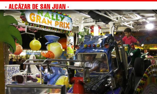 Una Feria sin luces ni estridentes sonidos. Alcázar de San Juan se suma a la iniciativa del 'Día sin ruidos' para facilitar la inclusión de todas las personas
