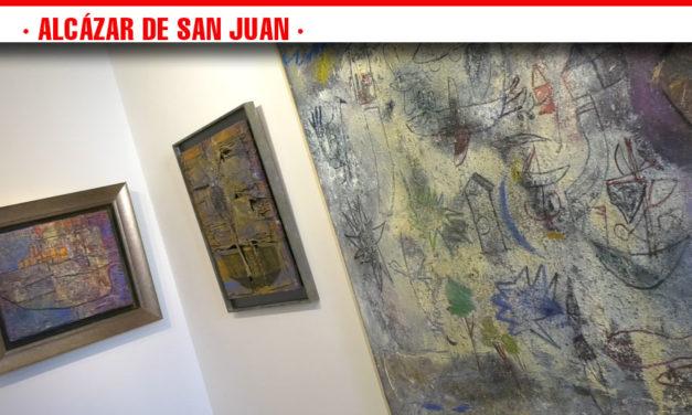 La pintura de Margarita Gámez, valorada como la más original del último cuarto de siglo, protagonista en la exposición de la Galería de Arte Marmurán