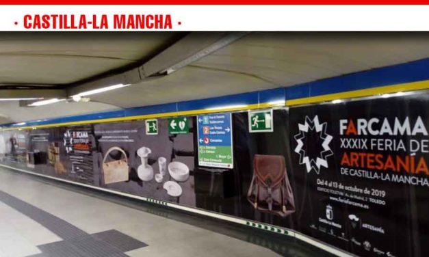 El Gobierno regional promociona la Feria de Artesanía de Castilla-La Mancha en Madrid