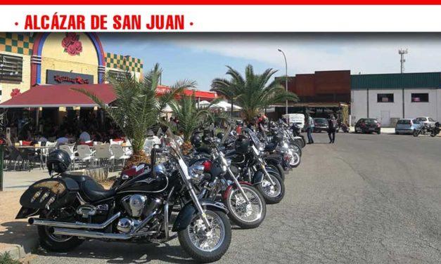 Colofón Motero a la Feria de Alcázar con El Rolling Bike