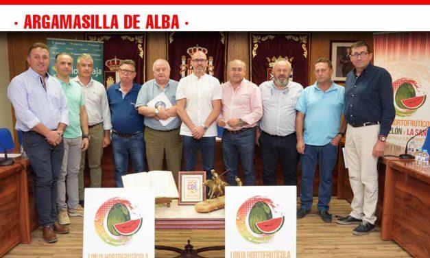 Mesa de la Lonja Hortofrutícola del Melón y la Sandía de Castilla-La Mancha
