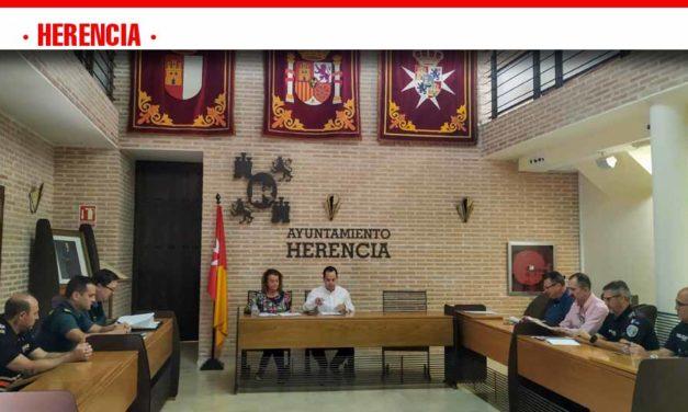 La Junta Local de Seguridad establece el dispositivo de coordinación para la Feria del municipio