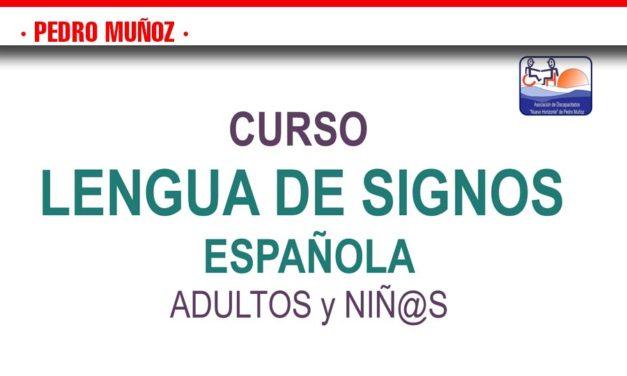 Curso de Lengua de Signos Española