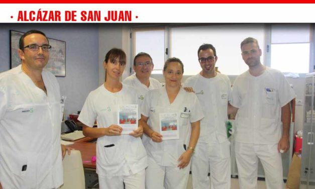 La Gerencia de Atención Integrada de Alcázar de San Juan edita una guía para los pacientes que inician tratamiento con quimioterapia