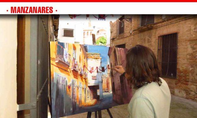 Convocado el V Certamen de Pintura Rápida 'Manzanares y su entorno'