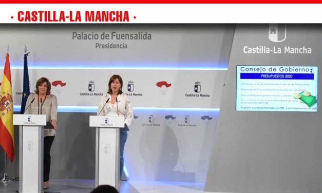 El Gobierno de Castilla-La Mancha da un paso más para hacer realidad el Presupuesto de 2020 y la nueva Ley del Mecenazgo Cultural