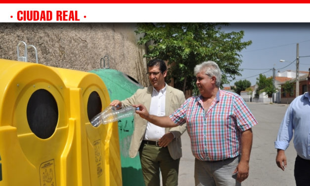 """La Diputación reitera su compromiso """"por una provincia sostenible"""""""