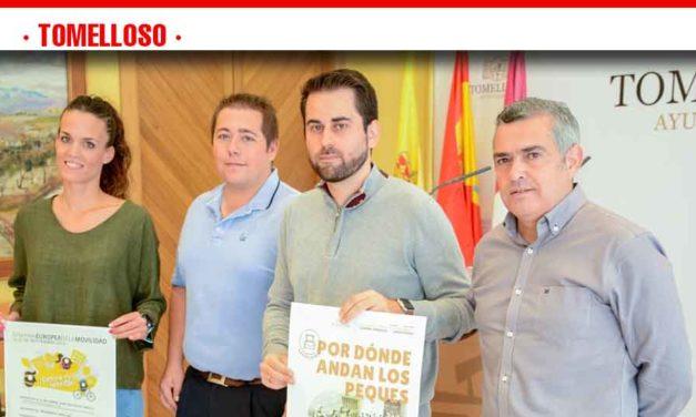Tomelloso celebra la Semana Europea de la Movilidad con numerosas actividades