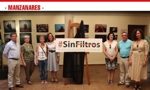 '#SinFiltros', una exposición fotográfica que busca despertar la conciencia social de los manzanareños