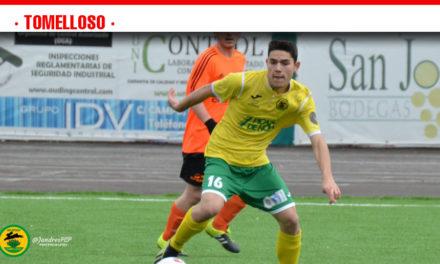 Previas del Atlético Tomelloso Juvenil A y B en sus duelos frente a Illescas y CDE Al-Basit