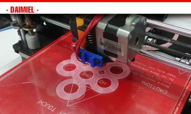 El Centro de Internet, pionero en formación y uso de la impresión 3D