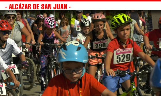 Récord de participación en la XII Carrera de Bicis, Triciclos y Patines en beneficio de AFANION