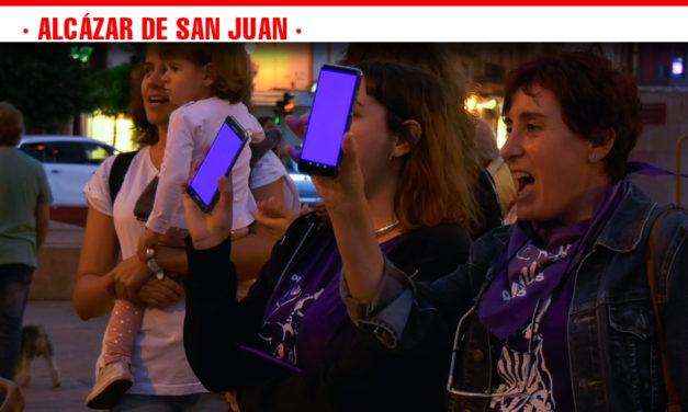 Alcázar de San Juan se suma a la Emergencia Feminista que este 20S ha tomado las calles y ha alzado su voz contra la violencia machista en más de 270 ciudades españolas