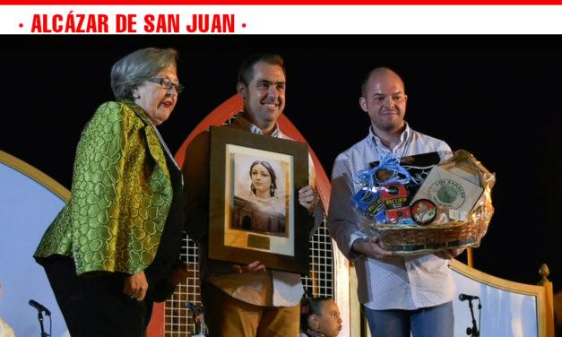 El cantautor Unai Quirós pregonó las Fiestas Patronales y de la Vendimia en Alcázar de San Juan