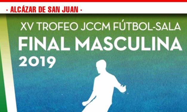 XV Trofeo JCCM de Fúltbol Sala