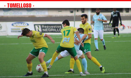 El Atlético Tomelloso se muestra fuerte en casa y se alza con la victoria por 3 – 0 frente a la UD La Fuente