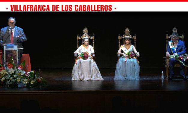 Comienzan las Fiestas 2019 de Villafranca de los Caballeros en un fin de semana en el que la lluvia es la protagonista en toda Castilla-La Mancha