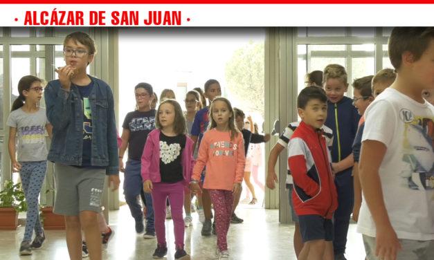 Un total de 2.915 niños y niñas ya han iniciado el nuevo curso escolar 2019/2020 en Alcázar de San Juan.