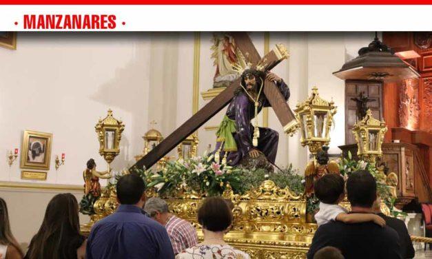 Nuestro Padre Jesús del Perdón ya está listo para las fiestas patronales