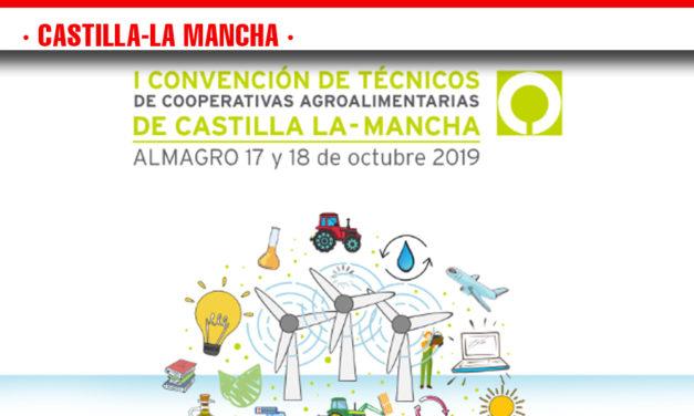 En Almagro la I Convención de Técnicos de Cooperativas de Castilla-La Mancha