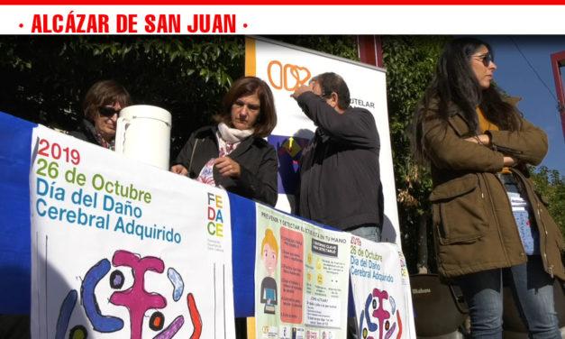 Alcázar de San Juan se une a la conmemoración del Día  del Daño Cerebral Adquirido