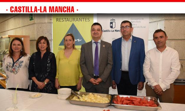 El Gobierno de Castilla-La Mancha fomenta los hábitos de consumo saludable de la Dieta Mediterránea