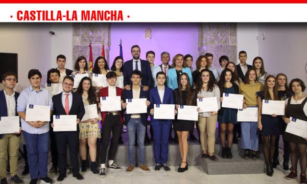El Gobierno regional premia el esfuerzo de los alumnos y alumnas más destacados en ESO, Bachillerato y Enseñanzas Artísticas de la región