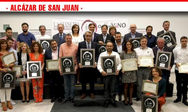 La Denominación de Origen La Mancha ensalza el arraigo a los viñedos manchegos en los Premios 'Vino y Cultura' 2019