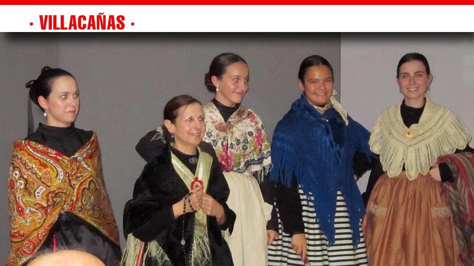 Los trajes tradicionales y el folklore han protagonizado la Fiesta de la Vendimia 2019 - Mancha Media