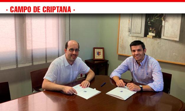 Firmado un convenio de colaboración con el Ayuntamiento de Arenales de San Gregorio