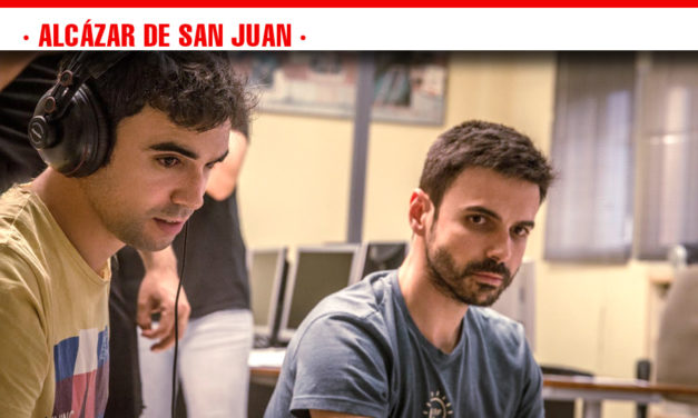 Pablo Conde y Hugo de La Riva proyectarán sus nuevos cortos en Alcázar de San Juan
