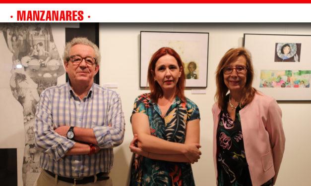 Pilar Criado recopila sus mejores ilustraciones para mostrarlas en la BPM 'Lope de Vega'