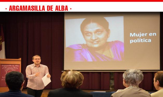 'Mujeres en la historia', en las charlas organizadas por el Centro de la Mujer de Argamasilla de Alba