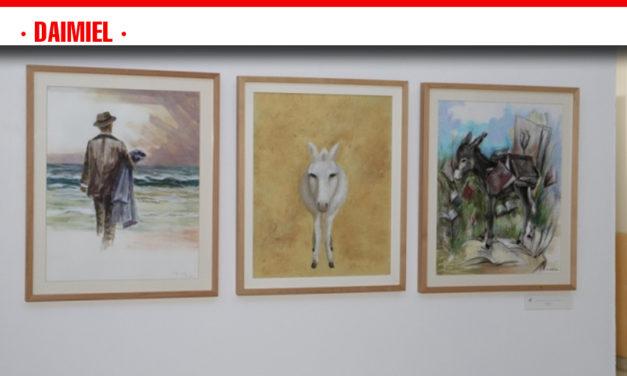 'Platero y los artistas', en la Casa de Cultura