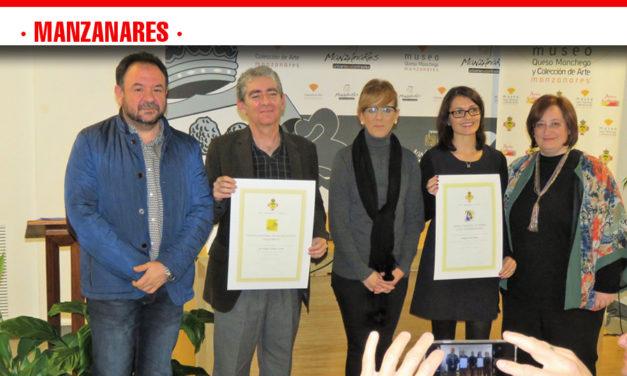'Contradecir distancias', Premio Nacional de Poesía Ciega de Manzanares