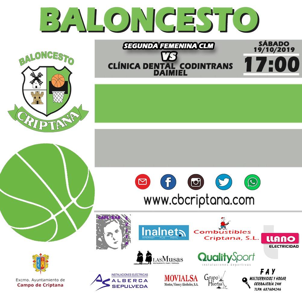 Previas Baloncesto Criptana 18_10