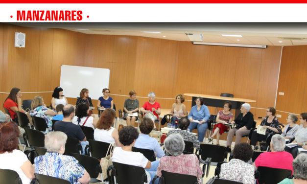 Presentada una nueva entrega de la revista del taller de narrativa y poesía del Centro de la Mujer
