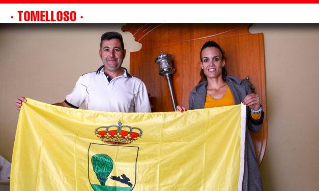 Laura Gallego muestra su apoyo al tirador Jesús Serrano de cara a la próxima temporada