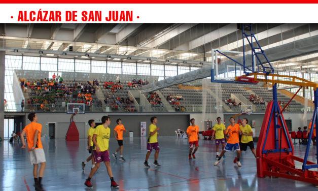 El Pabellón Vicente Paniagua acogió el Torneo de Selecciones Provinciales de Baloncesto