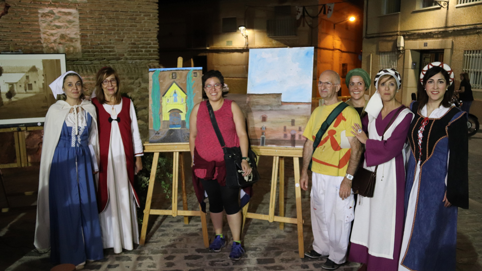 V Certamen de Pintura Rápida Manzanares 3