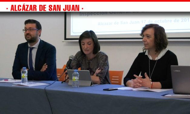 Alcázar de San Juan se ha convertido en el epicentro de evaluación y desarrollo del proyecto educativo de Castilla-La Mancha con el encuentro de Inspectores de Educación de la región