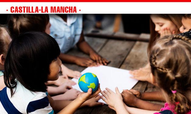 Comienza el primer turno de inmersión lingüística en inglés en el CRIEC
