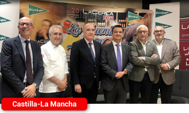 El Gobierno regional resalta la importancia de apostar por la promoción de los alimentos de Castilla-La Mancha